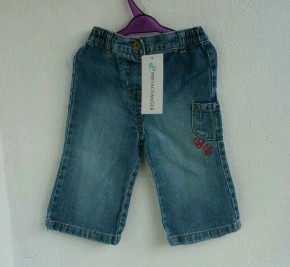 Jeans KIMBALOO Fille 12 mois