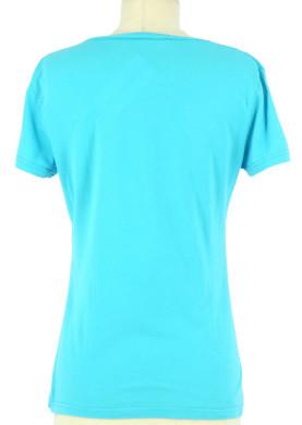 Vetements Tee-Shirt REDSKINS TURQUOISE