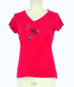 Tee-Shirt CACHE CACHE Femme FR 40