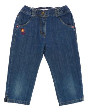 Jeans LA COMPAGNIE DES PETITS Fille 8 ans