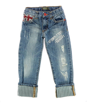 Jeans ORCHESTRA Garçon 4 ans