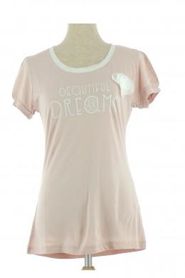 Tee-Shirt BONOBO Femme L