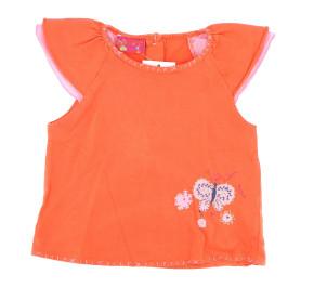Top / T-Shirt DPAM (DU PAREIL AU MEME) Fille 2 ans
