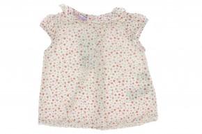 Top / T-Shirt DPAM (DU PAREIL AU MEME) Fille 12 mois