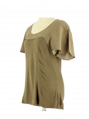 Vetements Tee-Shirt COMPTOIR DES COTONNIERS MARRON
