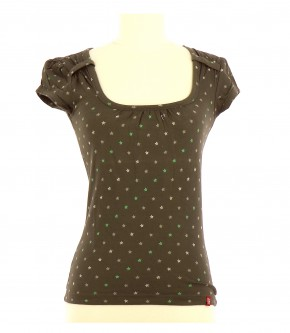 Tee-Shirt EDC Femme XS