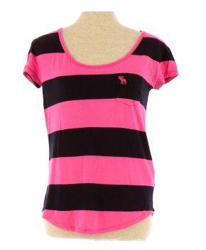 Tee-Shirt ABERCROMBIE Femme XS