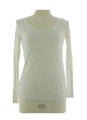 Tee-Shirt CAMAIEU Femme S