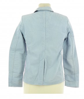 Vetements Veste / Blazer SESSUN BLEU CLAIR