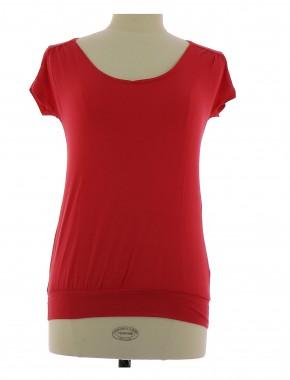 Tee-Shirt CAMAIEU Femme XS