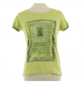 Tee-Shirt CACHE CACHE Femme S