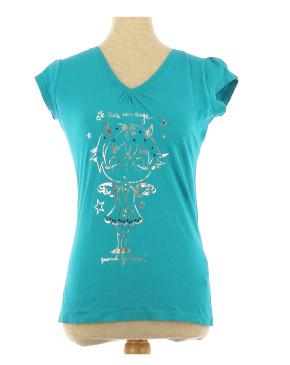 Tee-Shirt CACHE CACHE Femme FR 34