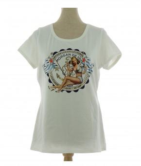 Tee-Shirt MORGAN Femme FR 40