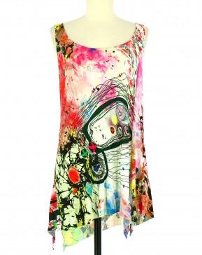 Tee-Shirt DESIGUAL Femme FR 42