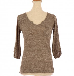 Tee-Shirt COMPTOIR DES COTONNIERS Femme FR 34
