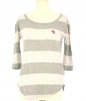 Tee-Shirt ABERCROMBIE Femme XS