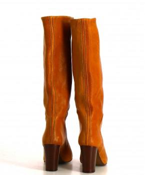 Chaussures Bottes MOSQUITOS MARRON