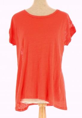 Tee-Shirt SANDRO Femme T2