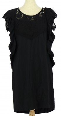 Vetements Robe SANDRO NOIR