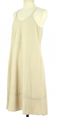 Vetements Robe LA FEE MARABOUTEE BEIGE