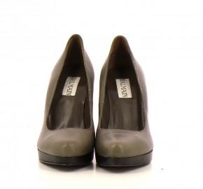 Chaussures Escarpins BALMAIN GRIS