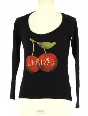 Tee-Shirt LE TEMPS DES CERISES Femme XS
