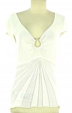 Tee-Shirt CLASS ROBERTO CAVALLI Femme FR 42