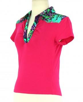 Vetements Tee-Shirt LYT BY VOYAGE FUSCHIA