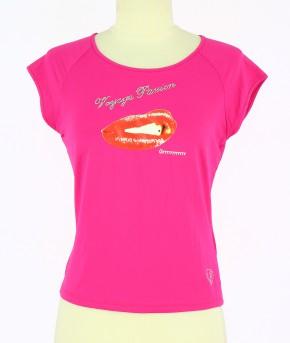 Tee-Shirt VOYAGE PASSION Femme L