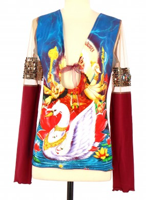Tee-Shirt JORANDO Femme FR 40