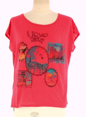 Tee-Shirt SUNCOO Femme T1