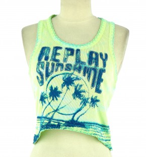 Tee-Shirt REPLAY Femme S