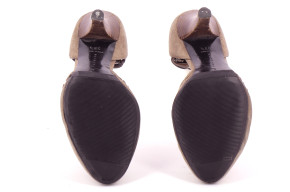 Chaussures Sandales BARBARA BUI MARRON