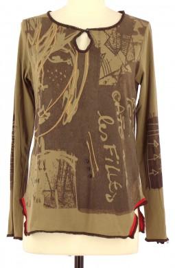Tee-Shirt COP COPINE Femme L