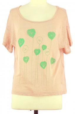 Tee-Shirt SEE BY CHLOÉ Femme FR 36