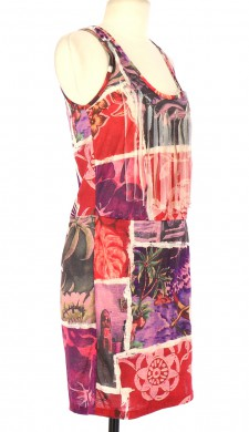 Robe DESIGUAL Femme S pas cher en Achat - Vente b054b4a5948a