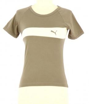 Tee-Shirt PUMA Femme XS