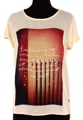 Tee-Shirt MAISON SCOTCH Femme T2