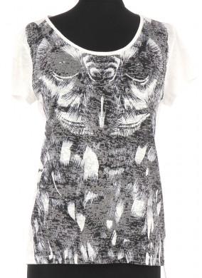 Tee-Shirt IKKS Femme FR 36