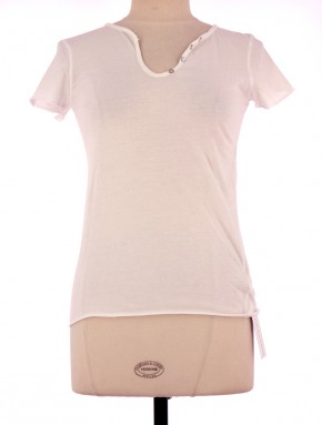 Vetements Tee-Shirt BEST MOUNTAIN BLANC