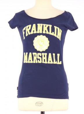 Tee-Shirt FRANKLIN - MARSHALL Femme S