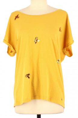 Tee-Shirt DES PETITS HAUTS Femme T2