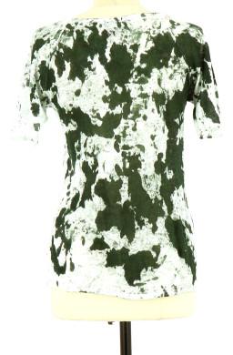 Vetements Tee-Shirt BERENICE VERT FONCé