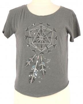 Tee-Shirt HOLLISTER Femme XS
