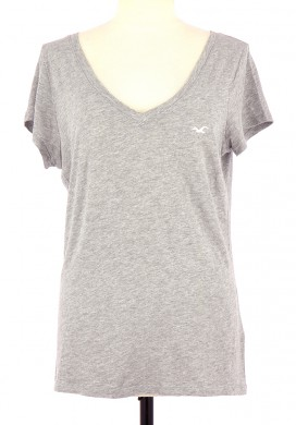 Tee-Shirt HOLLISTER Femme L