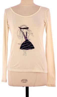 Tee-Shirt TARA JARMON Femme S