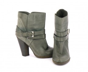 Chaussures Bottines / Low Boots MARC JACOBS GRIS