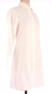 Vetements Robe ANNE FONTAINE BLANC