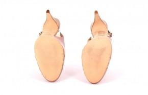 Chaussures Escarpins SANTONI BEIGE