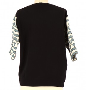 Vetements Blouse AXARA NOIR